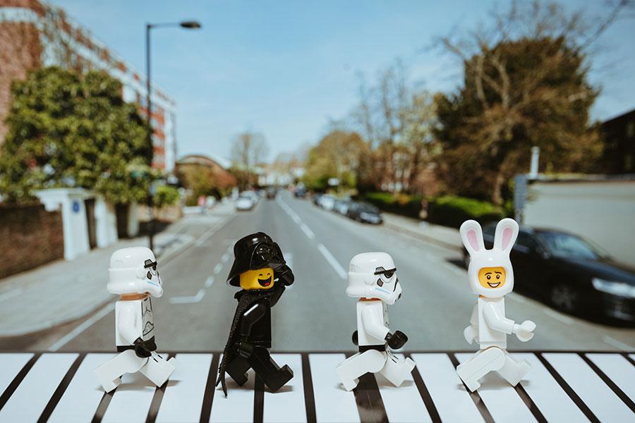 chơi lego giúp bạn bình an trong đợt giãn cách xã hội